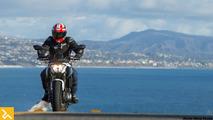 Kawasaki Z650 - Volta rápida