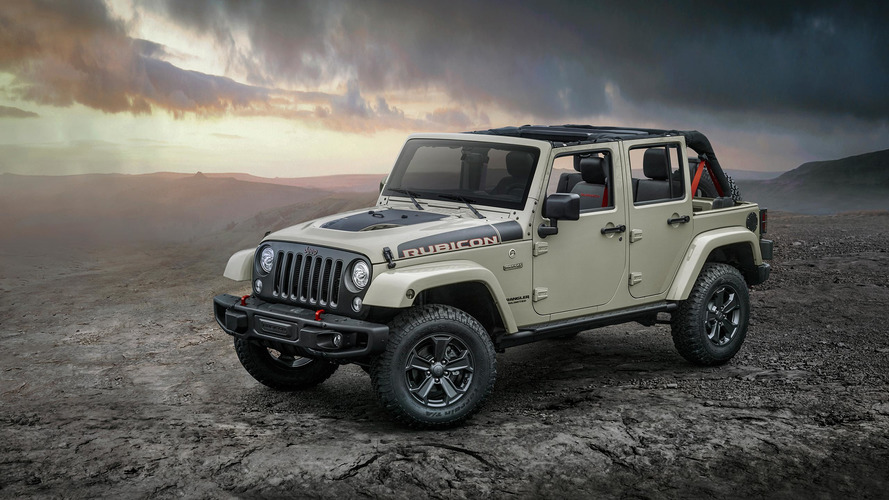 Two Jeeps Top This Year's American-Made Index
