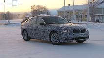 BMW 6 Series GT screenshot from spy video