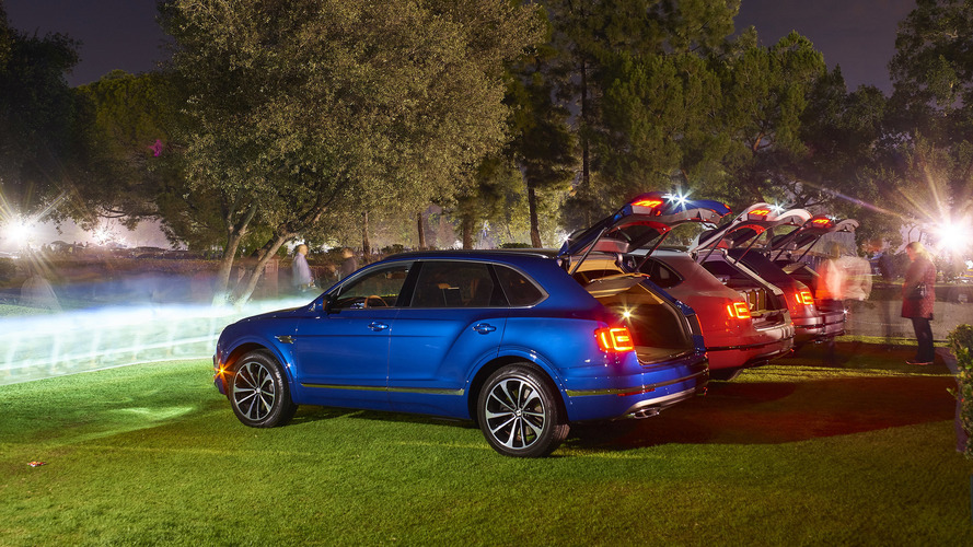 Opulent AF: I went tailgating in a $300,000 Bentley Bentayga