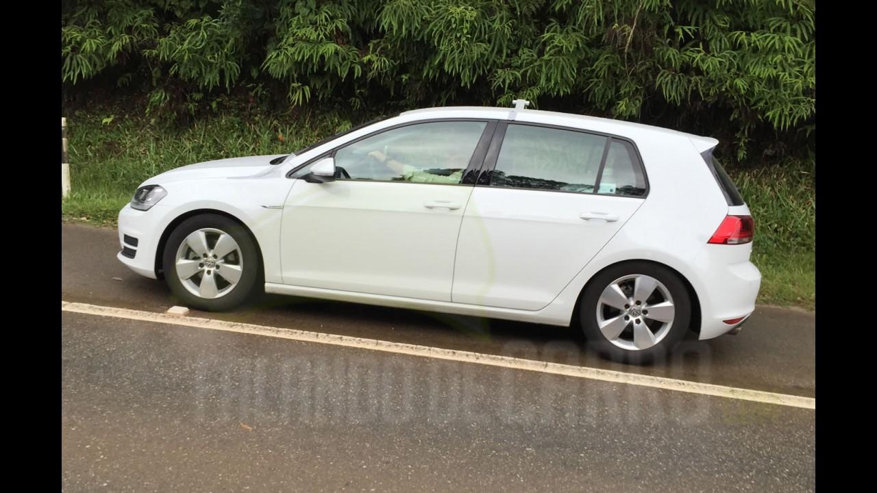 VW Golf nacional deverá ganhar versão 1.0 TSI ainda neste ano