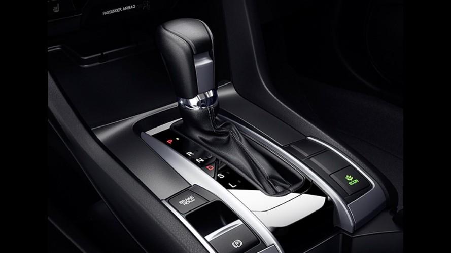 Honda registra patente de novo câmbio de tripla embreagem e 11 marchas
