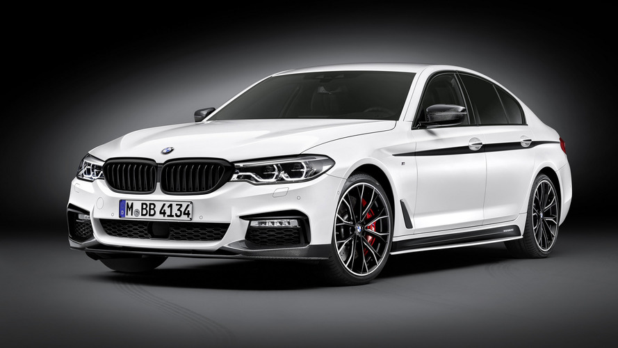 2017 BMW Série 5 M Performance kit