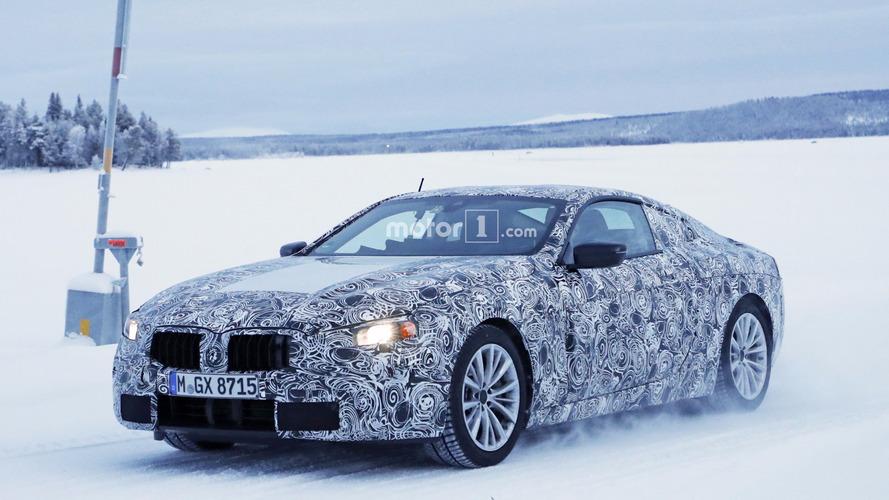 Yeni jenerasyon BMW 6 Serisi Coupe, Convertible casus fotoğrafları