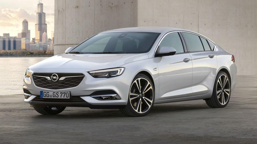 Opel Insignia Grand Sport 2017: precios para España