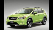 Erster Hybrid von Subaru kommt – natürlich mit Allrad