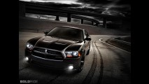 Dodge Charger Blacktop