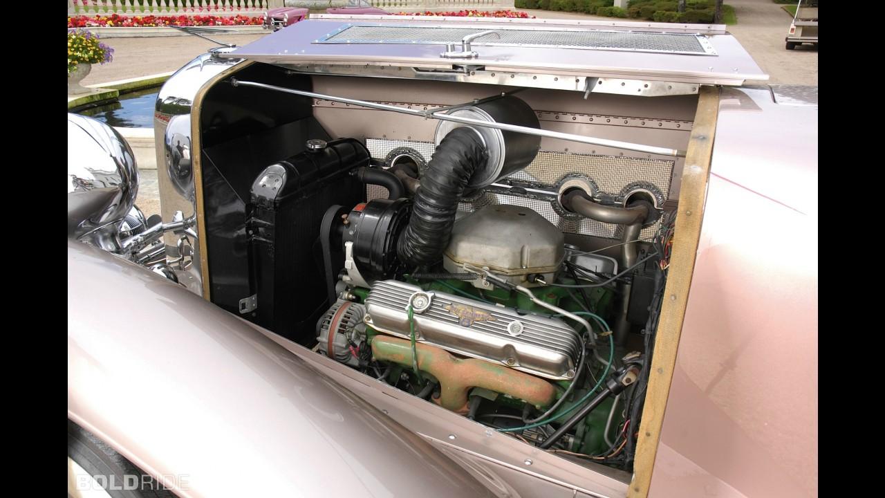 Duesenberg SSJ Roadster Replica