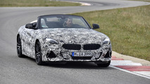 2018 BMW Z4 teaser'ları