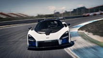 2018 McLaren Senna first drive production car
