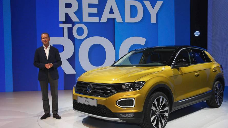 Who is new Volkswagen boss Herbert Diess?