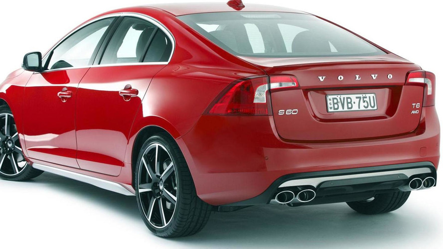 Volvo S60 Performance Project unveiled