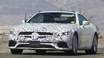 2016 Mercedes SL spy photo