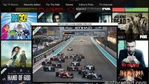 F1 on Amazon
