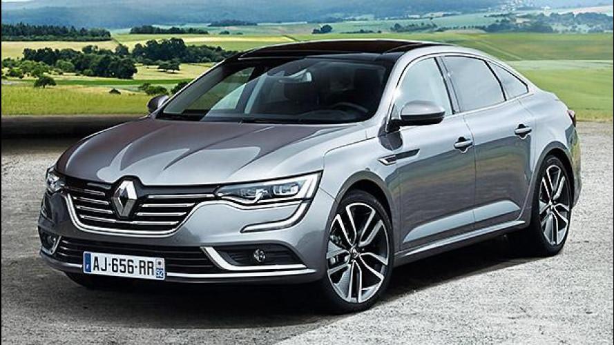 Renault Talisman, oltre la Laguna
