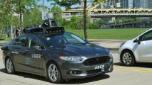 Ford Fusion, la versione Uber a guida autonoma