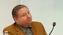 Todt denies only staying president for one term