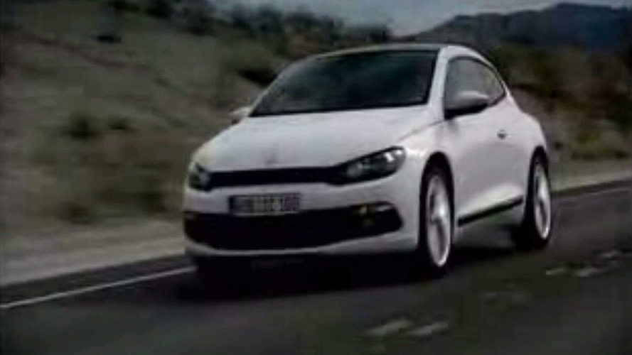 Volkswagen Scirocco in Its Environment: The Road!