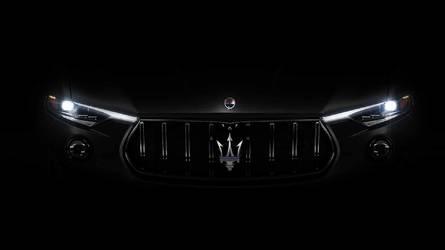 Maserati hırçın Levante'nin teaser'ını yayınladı