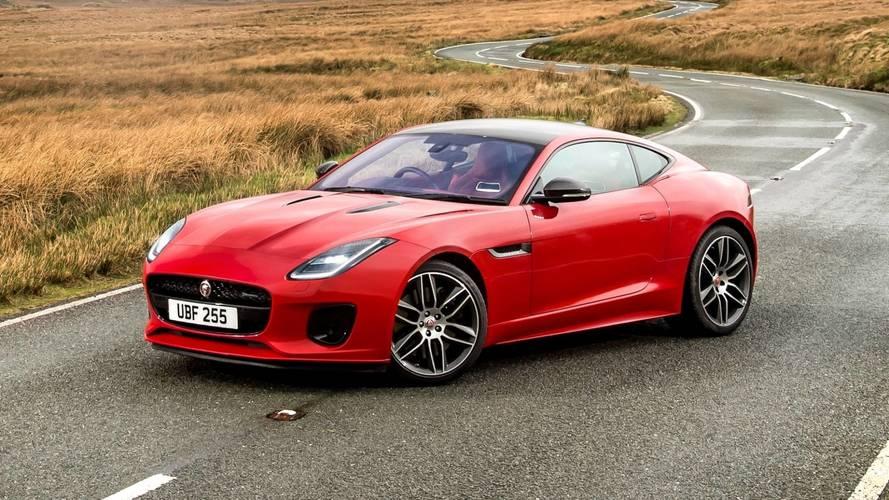 Jaguar F-Type, più sportiva con il restyling