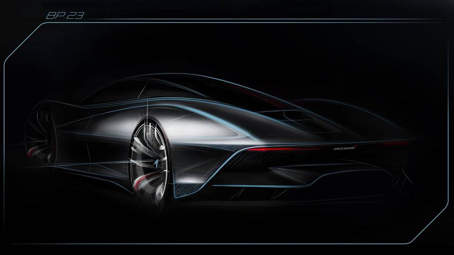 New McLaren BP23 Will Go Faster Than Legendary F1