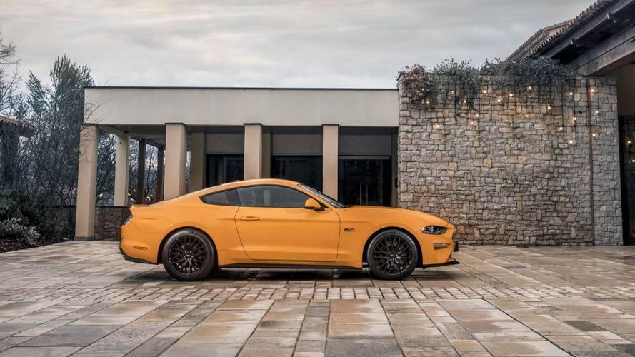 La Ford Mustang est toujours le coupé sportif le plus vendu au monde