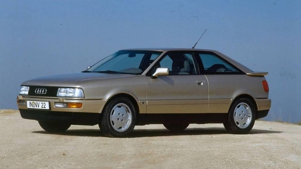 Audi Coupé 2.3 E (1989)
