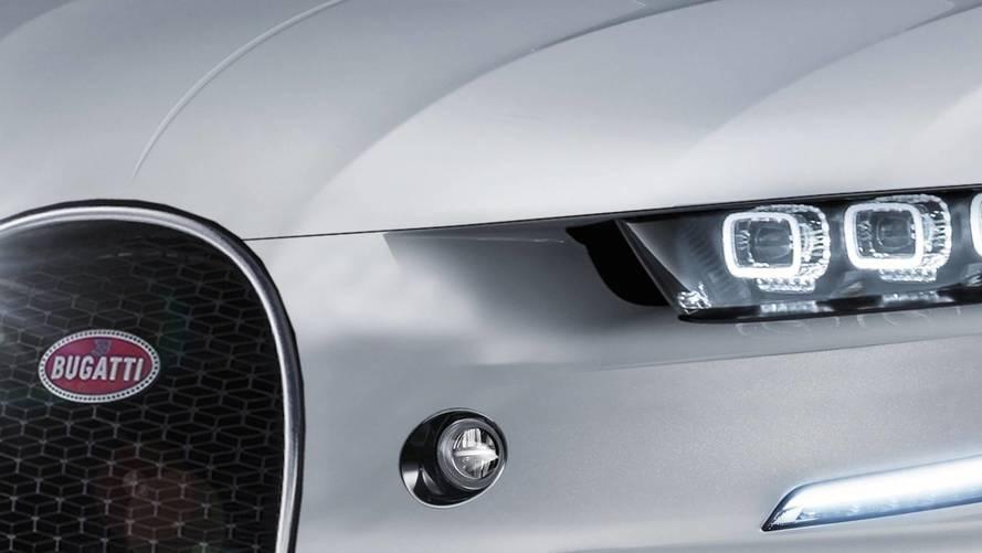 2020 Bugatti SUV Rendering