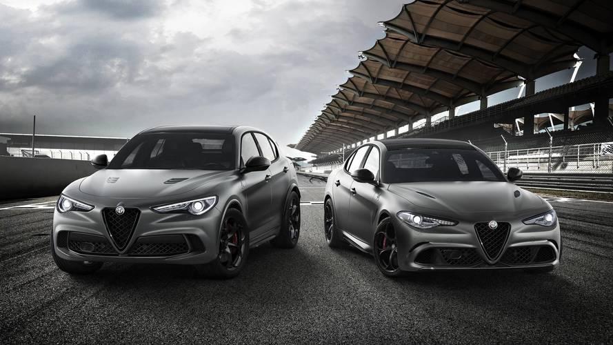 Alfa Romeo Giulia y Stelvio Quadrifoglio Nürburgring Edition