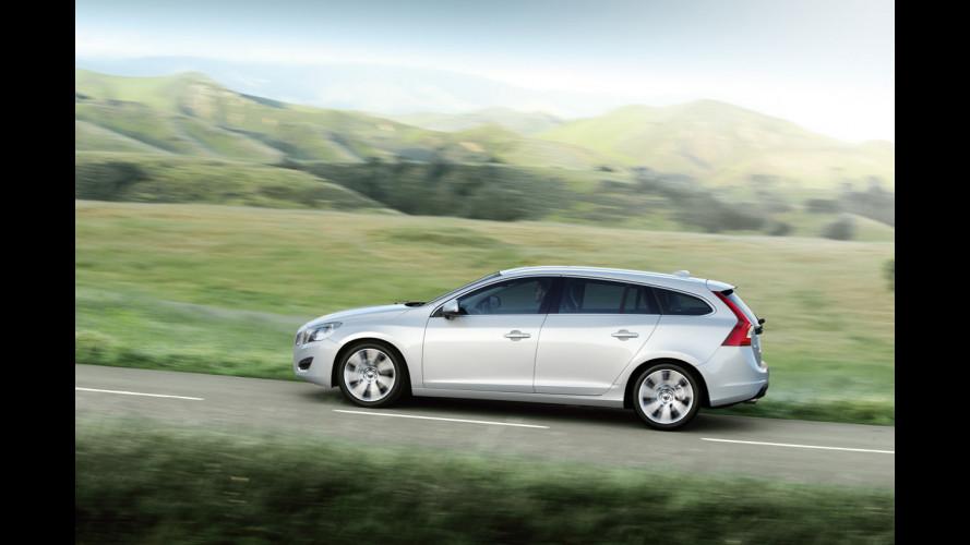 Volvo S60 e V60 DRIVe