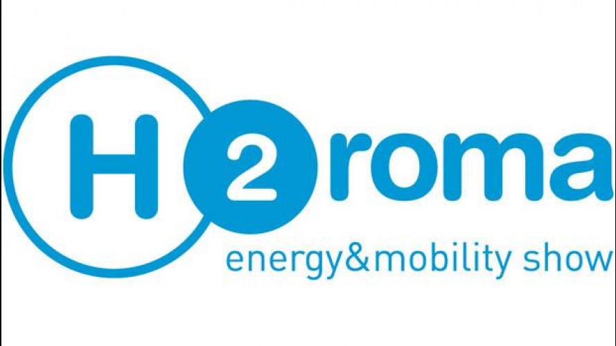Si scaldano i motori di H2Roma energy&mobility show 2012