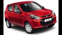 Suzuki New Alto 800 é lançado na Bolívia pelo equivalente R$ 23,7 mil