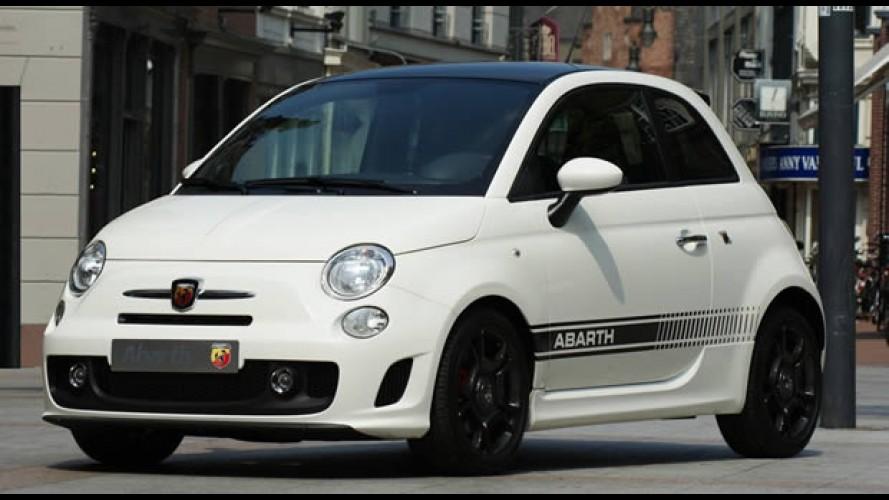 Fiat confirma comercialização do 500 Abarth nos EUA
