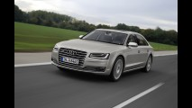 Mais luxuoso da linha, Audi A8 L chega ao Brasil por R$ 457,3 mil iniciais