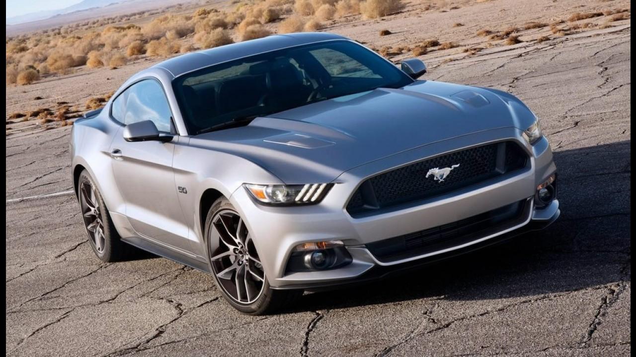 Ford Fiesta ST subiu no telhado, mas Mustang pode chegar em 2015