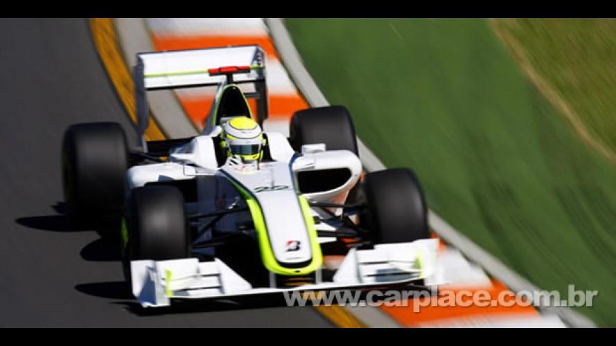 Fórmula 1: Button larga na pole no GP da Espanha - Barrichello sai em 3° e Massa em 4°