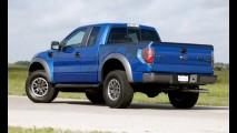 Ford F150 VelociRaptor TwinTurbo Hennessey: só 622 cv!