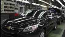 GM quer reduzir dependência da Coreia para fugir dos altos custos