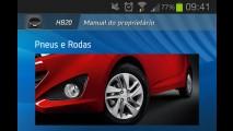 Hyundai lança aplicativo