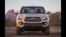Salão de Detroit: prima da Hilux, Toyota Tacoma 2016 tem até GoPro de série