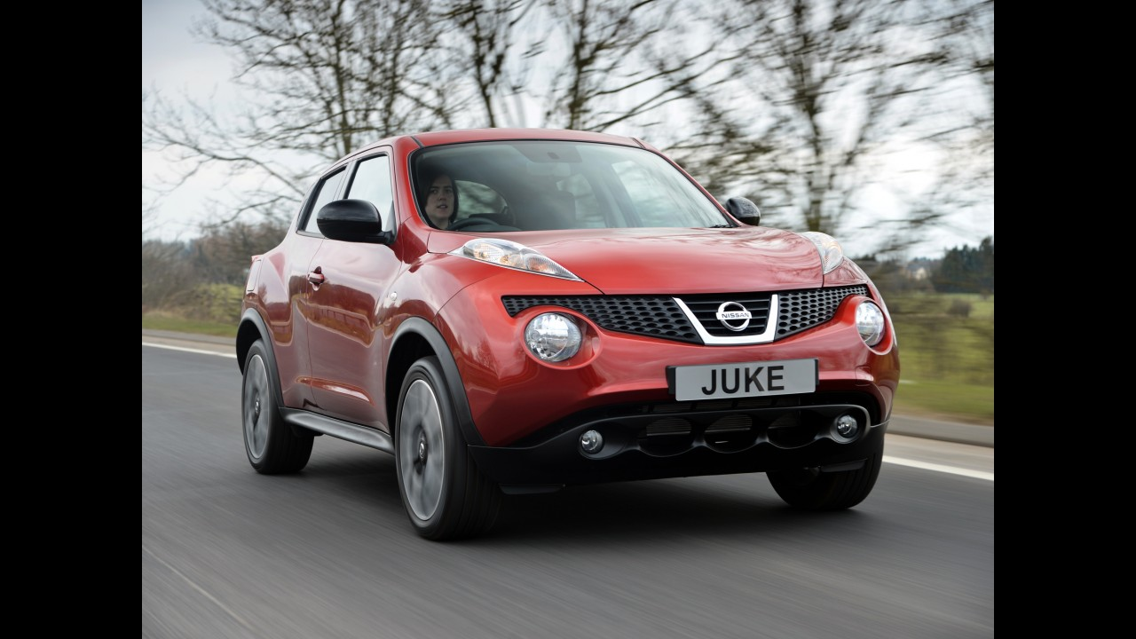 Nissan Juke reestilizado será mostrado em Genebra; veja teaser