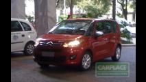 Flagramos o Novo Citroën C3 Picasso
