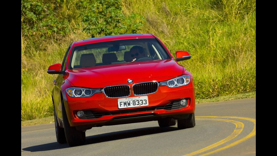 Impressões ao dirigir: Novo BMW Série 3 empolga e mostra evolução - Veja fotos em HD