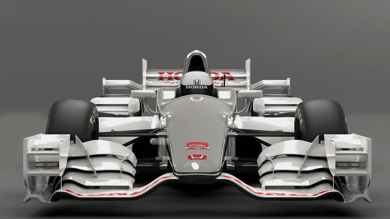 2015 Honda IndyCar aero kit