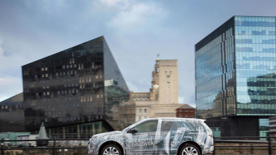 2015 Land Rover Discovery Sport teased [video]