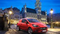 2015 Opel Corsavan