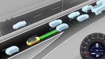 Le tecnologie di sicurezza Volvo