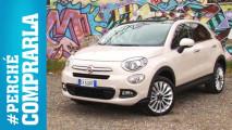 Fiat 500X, perché comprarla... e perché no [VIDEO]