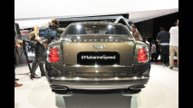 Bentley al Salone di Parigi 2014