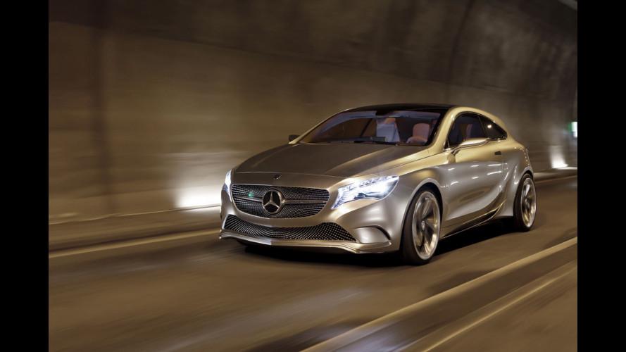 La Mercedes Classe A andrà negli USA